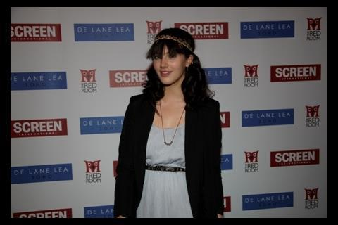 2010 UK Star of Tomorrow Jessica Brown Findlay